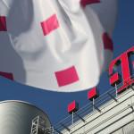 Telekom Flagge
